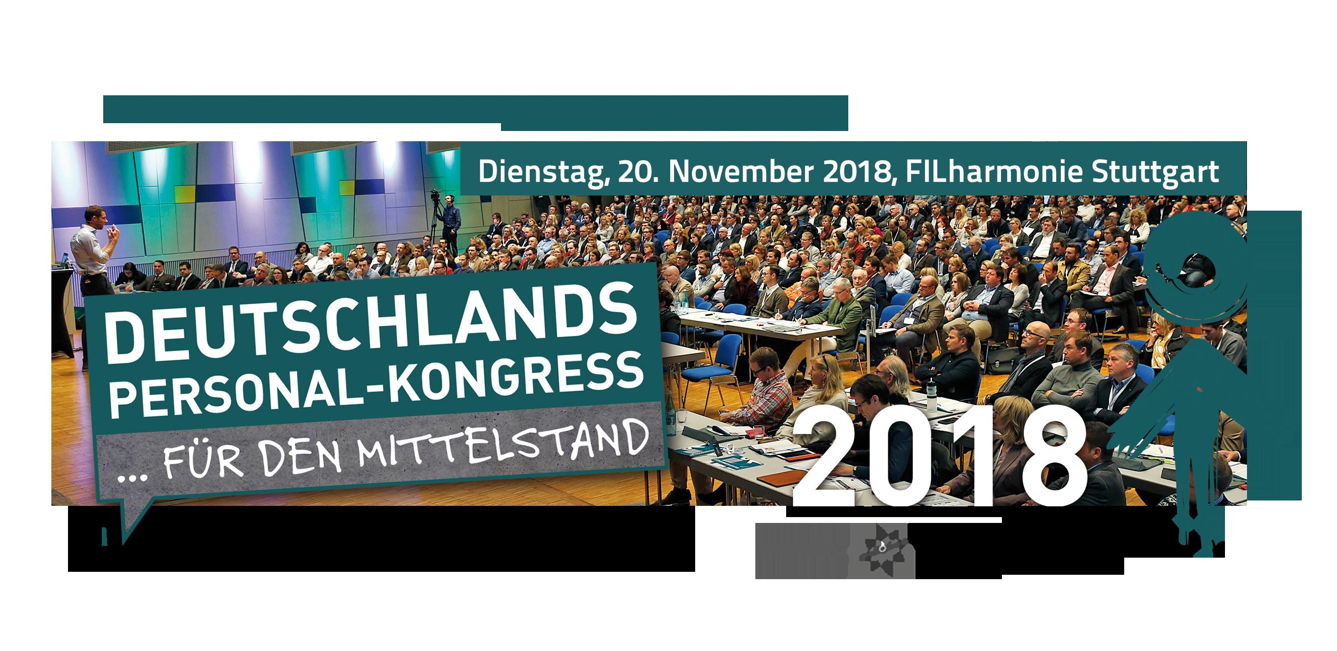 Jetzt ab in den Lostopf und 2 Kongress-Tickets gewinnen: Deutschlands Personal-Kongress 2018
