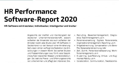 HR-Software-Report 2020